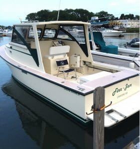 2003 General Marine 26 Hardtop: $49,900  Available!