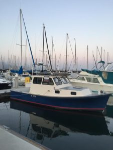 1999 General Marine 26 Diesel Cruiser/Tuna Boat