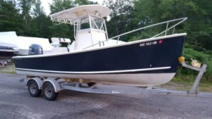 2005 General Marine 22 Blue Water Edition – SOLD!