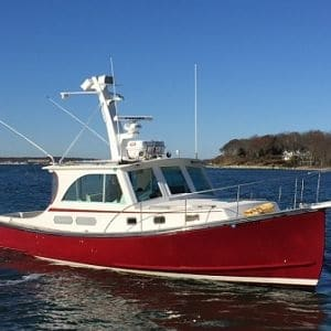 2008 Northern Bay 36 Sportfish – SOLD!