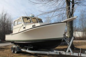 2000 General Marine 26 Cruiser Sedan for sale: SOLD!