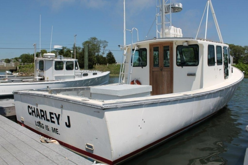 Volvo Cape Cod >> 1998 Northern Bay® 36 Tuna Boat:$105,000 SOLD!! - General Marine, Inc.